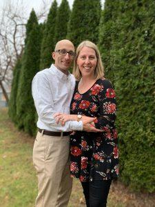 Michael Lilien and wife Megan Lilien